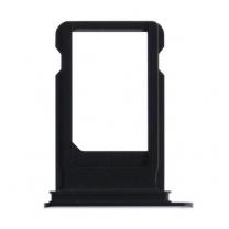 iPhone 7 Plus : Tiroir carte nano sim Noir de Jais