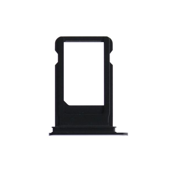 iPhone 7 Plus : Tiroir carte nano sim Noir
