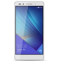 Huawei Honor 7 : Ecran Blanc LCD + vitre tactile assemblés