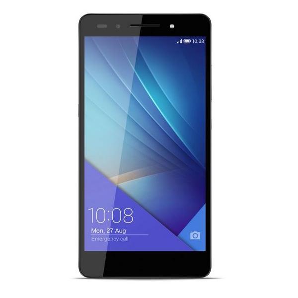 Huawei Honor 7 : Ecran Noir LCD + vitre tactile assemblés