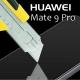Huawei Mate 9 Pro : Verre trempé protection d'écran
