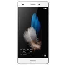 Huawei P8 Lite (ALE - L21) : Ecran Blanc LCD + vitre tactile assemblés