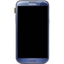 Galaxy Note 2 GT-N7100 : Ecran complet bleu - pièce détachée
