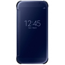 Coque Samsung Galaxy S6 : S-view Flip Cover