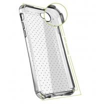iPhone 7 : Coque Shock gel transparent