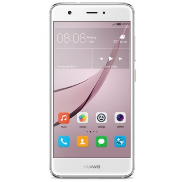 Huawei Nova (CAN-L01L11) : Ecran Blanc LCD + vitre tactile assemblés