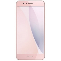 Huawei Honor 8 (FRD-L09) : Ecran Rose LCD + vitre tactile assemblés