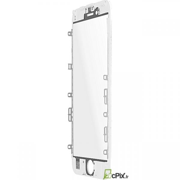 iPhone 6S : Vitre sur châssis Blanc assemblé