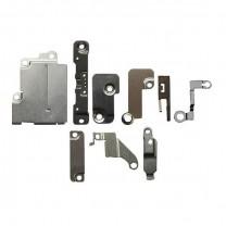 iPhone 5 : Lot de 9 pièces internes pattes de fixations - pièce détachée