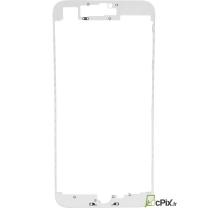 iPhone 7 Plus : Châssis vitre écran Blanc (Bezel frame)