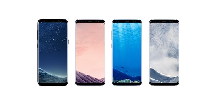 Vitre écran remplacement Galaxy S8 Officiel Samsung