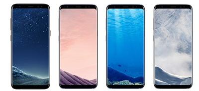 Les 5 modèles de Samsung Galaxy S8 SM-G950F