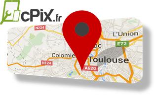 cPix.fr - 174 Rue des Fontaines - 31300 TOULOUSE