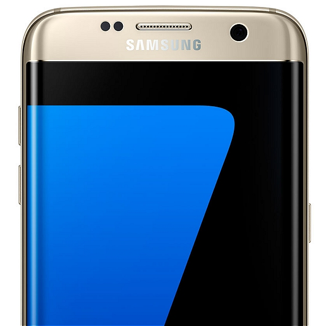 Ecran Galaxy S7 Edge Or