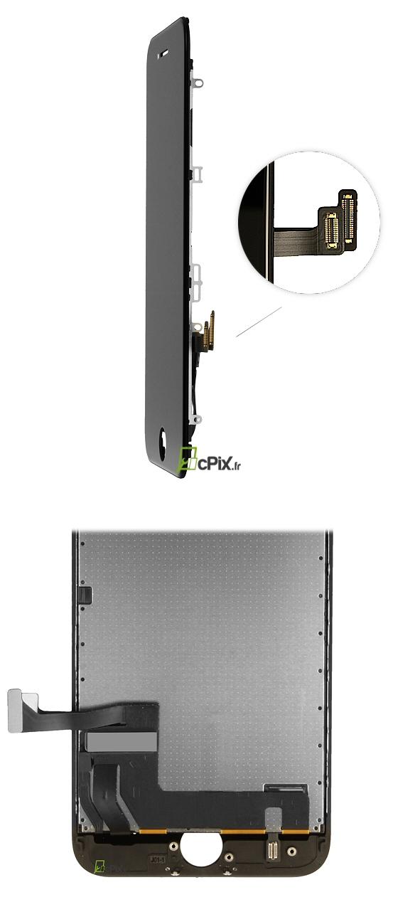 Ecran iPhone 7 Noir de réparation
