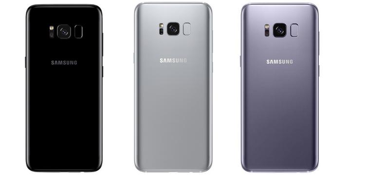 Vitre arrière - Galaxy S8 Officiel Samsung