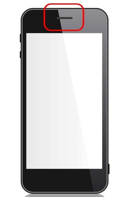 iPhone 6Plus : Ecouteur haut - pièce détachée