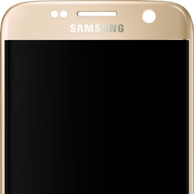 Galaxy S7 SM-G930F : Écran complet de rechange or (Gold)