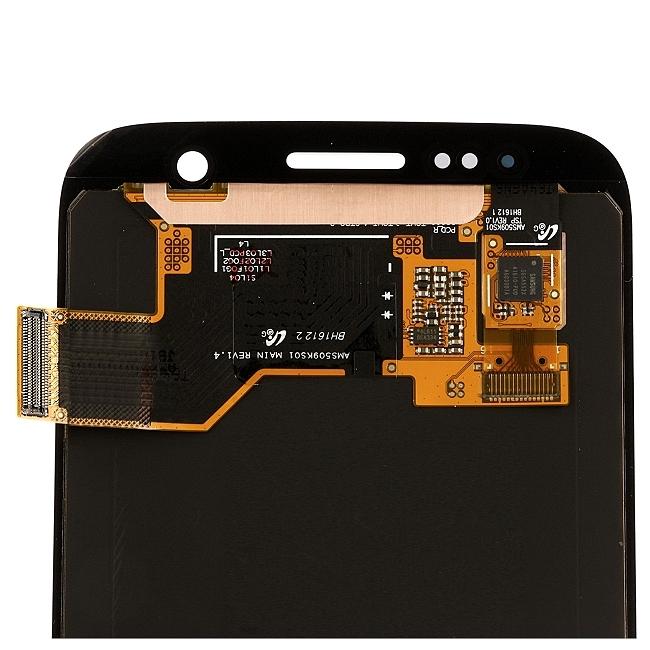 Galaxy S7 SM-G930F : Écran complet Argent ( gris silver)