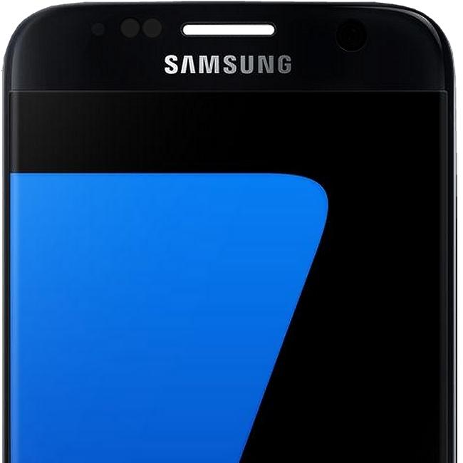 Samsung Galaxy S7 SM-G930F : Écran complet noir
