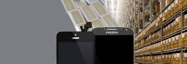 cPix.fr c'est un Stock important de pièces détachées Apple et Samsung en France. Livraison rapide pour vos réparations