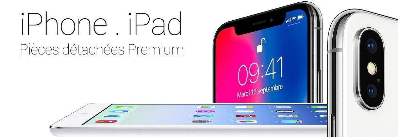 Fournisseur de vitres, écrans, batteries iPhone 11 Pro, Xs, SE, 8 Plus, 7 Plus, 6s Plus... Livraison rapide de pièces détachées pour réparation